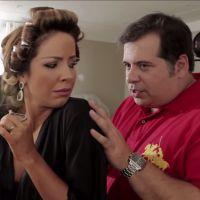 """Em vídeo de """"Vestido pra Casar"""", Leandro Hassum apresenta bastidores da comédia"""