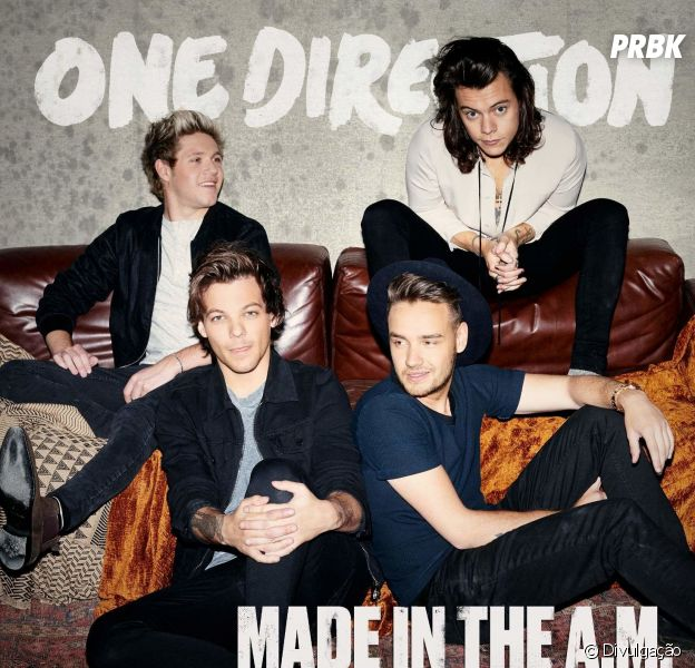 "Álbum ""Made In The A.M."", do One Direction, completa dois anos nesta segunda-feira (13)"