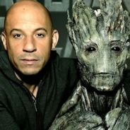 """Bastidores de """"Guardiões da Galáxia"""" mostra Vin Diesel falando português"""