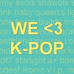 Larissa Manoela. BTS, EXO, Blackpink e mais  quais são os nomes dos fandoms  de k 2db261fb36