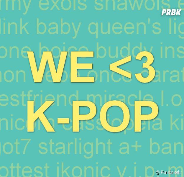 Veja os nomes dos fandoms de k-pop!