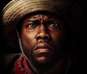 "Em ""Jumanji: Bem-Vindo à Selva"":Kevin Hart é Franklin ""Moose"" Finbar"
