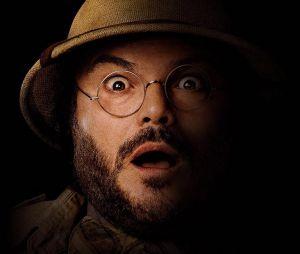"""Em """"Jumanji: Bem-Vindo à Selva"""":Jack Black é Shelly Oberon"""