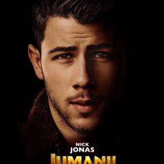 """Com Nick Jonas, filme """"Jumanji: Bem-Vindo à Selva"""" ganha novos pôsteres oficiais!"""