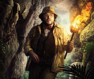 """Em """"Jumanji: Bem-Vindo à Selva"""": preparem-se para rir bastante comJack Black"""