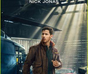 """Em """"Jumanji: Bem-Vindo à Selva"""":Nick Jonas tá com cara de quem vai seduzir todo mundo"""