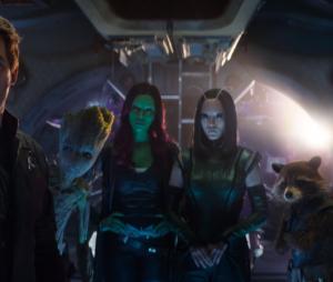 """Personagens de """"Guardiões da Galáxia"""" surgem no trailer de """"Os Vingadores: Guerra Infinita"""""""