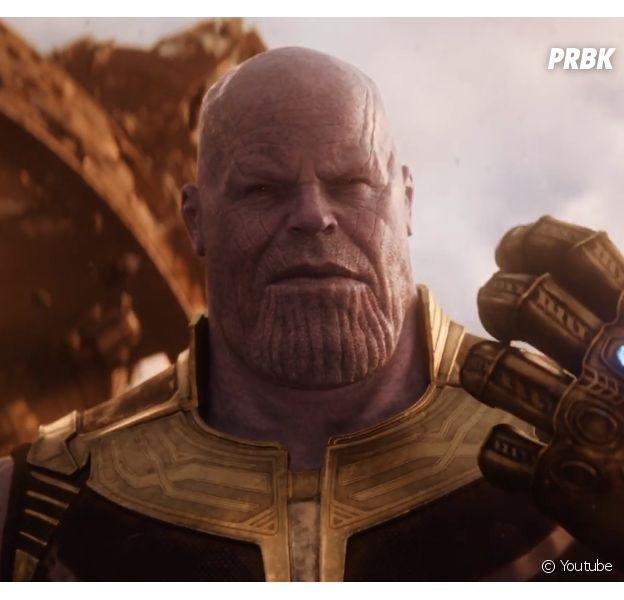 """Thanos aparece no trailer de """"Os Vingadores: Guerra Infinita"""""""