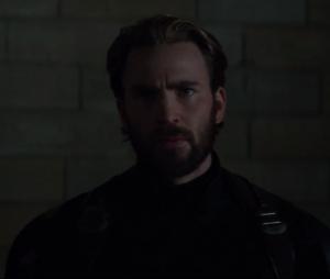 """O Capitão América (Chris Evans) está megadiferente no trailer de """"Os Vingadores: Guerra Infinita"""""""