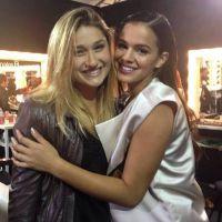 """Bruna Marquezine elogia Sasha Meneghel e o seu talento: """"É bem bonito tudo o que ela faz"""""""