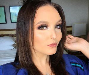 Larissa Manoela posta foto com muita maquiagem e fãs reclamam!