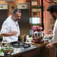 """Final """"Masterchef Profissionais"""": Francisco e Pablo discutem antes da decisão"""