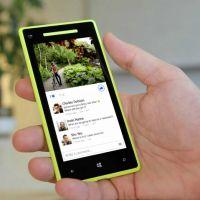 Facebook lança nova versão para Windows Phone seguindo o design do SO