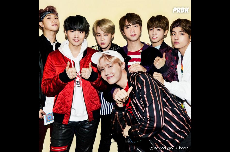 O mundo se rendeu ao BTS em 2017. Para 2018, o grupo quer mais!