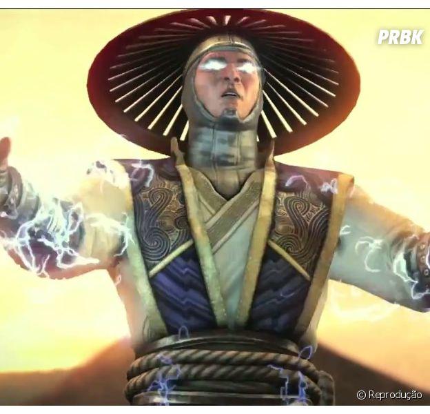 """Raiden e Kona reaparecem no game """"Mortal Kombat X"""""""
