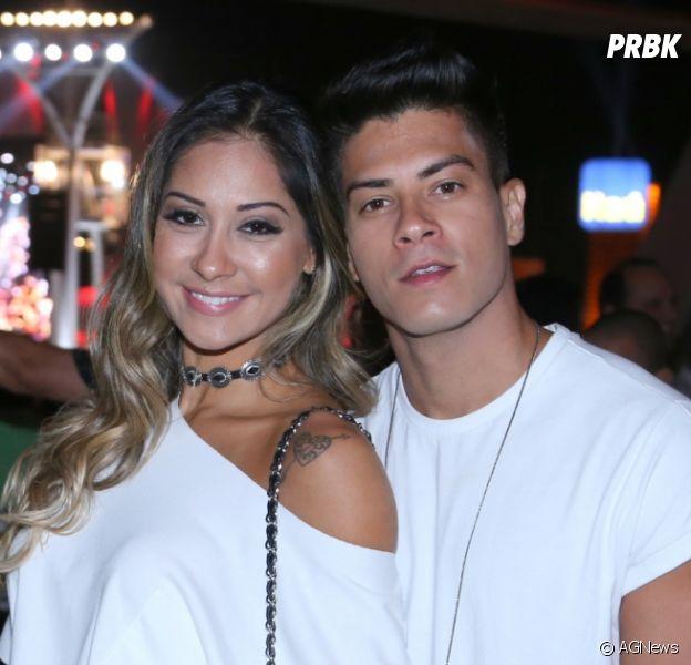 Arthur Aguiar fala sobre casamento surpresa com Mayra Cardi e revela que amou!