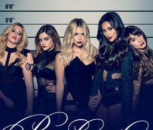 """Após 7 temporadas, """"Pretty Little Liars"""" chegou ao fim em 2017"""