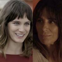 "Novela ""O Outro Lado do Paraíso"": Clara (Bianca Bin) finalmente descobre que Duda é sua mãe"