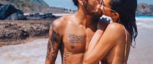 Bruna Marquezine aparece sem roupa no Instagram e ganha elogio de Neymar!