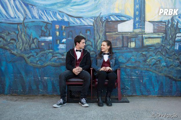 "Para Dylan Minnette, o Clay de""13 Reasons Why"", seu personagem nunca vai superar Hannah (Katherine Langford)"