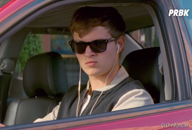 """""""Baby Driver"""" é um dos indicados ao Oscar 2018"""