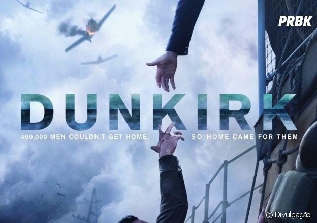 """""""Dunkirk"""" também foi indicado em várias categorias do Oscar 2018"""