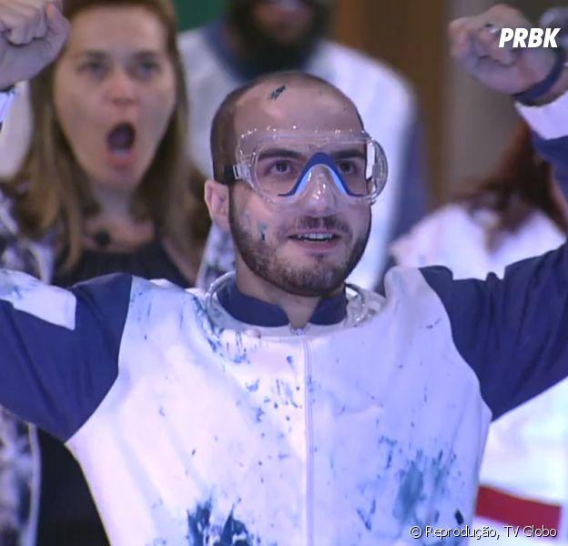 """Primeiro líder do """"BBB18"""", Mahmoud indica Ana Paula ao Paredão e a decisão vira polêmica!"""