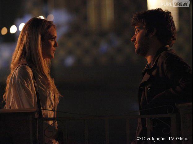 """Em """"Geração Brasil"""", rola um clima entre Megan (Isabelle Drummond) e Davi (Humberto Carrão)"""