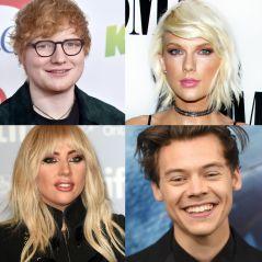 Taylor Swift, Lady Gaga, Ed Sheeran e mais cantores que resolveram arriscar na atuação
