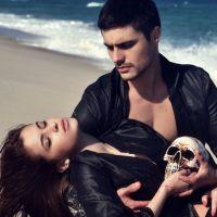 Guilherme Leicam e Bruna Altieri posam para ensaio inspirado em Shakespeare