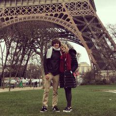Sasha Meneghel e Bruno Montaleone curtem boa fase do namoro em Paris, na França!
