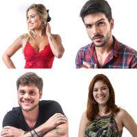 """BBB18"": Ana Clara leva outro fora de Breno e Lucas ganha indireta de Naira Azevedo!"