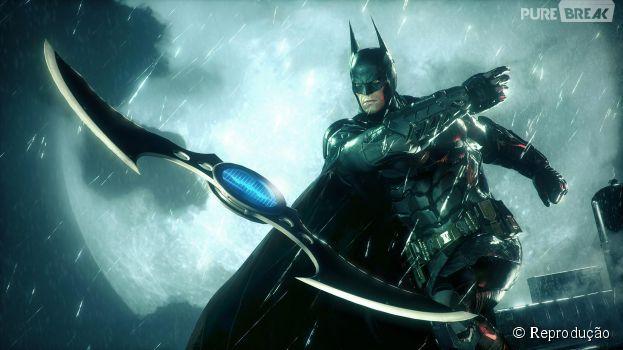 """Todo poder do morcegão em """"Batman: Arkham Knight"""""""