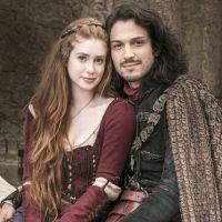 """Novela """"Deus Salve o Rei"""": Amália termina com Afonso e volta para Virgílio por conta de feitiço!"""