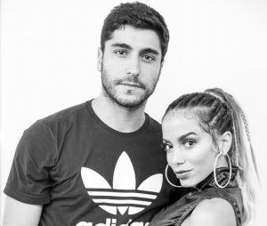 Thiago Magalhães, o marido de Anitta, confessa que ela é a mais ciumenta e bagunceira da relação
