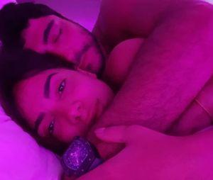 Thiago Magalhães, marido de Anitta, conta em entevista ao canal de Matheus Mazzafera que a esposa não dorme