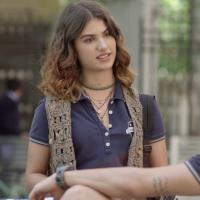 """Novela """"Malhação"""": Samantha (Giovanna Grigio) elogia Lica e se declara"""
