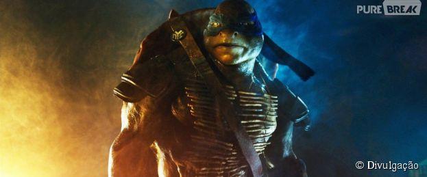 """""""As Tartarugas Ninja"""" já soma US$ 117 milhões em duas semanas apenas nos Estados Unidos"""