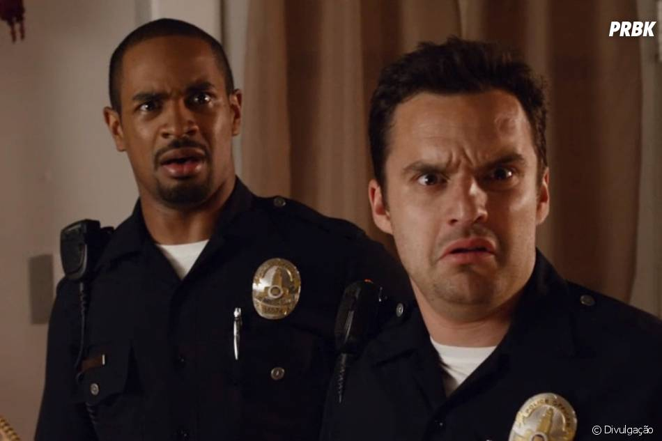 "Jake Johnson e Damon Wayans Jr. vivem dupla de policiais politicamente incorretos em ""Let's be cops"""