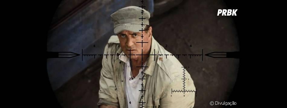 """Stallone estrela mais um filme da franquia """"Os Mercenários"""""""