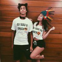 """Mel Maia responde às críticas por foto com namorado: """"Não sou um objeto"""""""