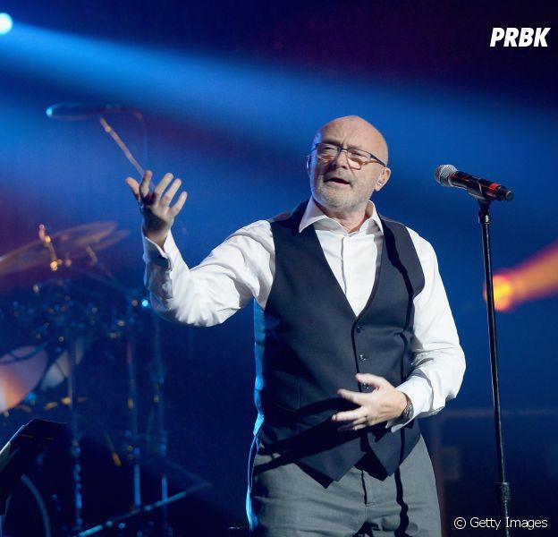 """Phil Collins é um dos maiores cantores do mundo e estará no Brasil para a sua turnê """"The Legendary Phil Collins Live"""" na última semana de fevereiro em três cidades!"""