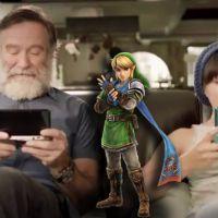 """Fãs querem que Robin Williams seja homenageado em """"Legend of Zelda"""""""