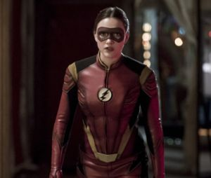 "Em ""The Flash"" e ""Legends of Tomorrow"", Jesse Quick (Violett Beane) participará das duas séries"