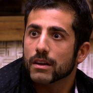 """Do """"BBB18"""": Kaysar entra na mira dos brothers após formação de paredão!"""