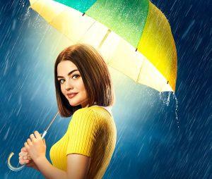 """A série """"Life Sentence"""", com Lucy Hale, estreia na TV americana nesta quarta-feira (07)"""