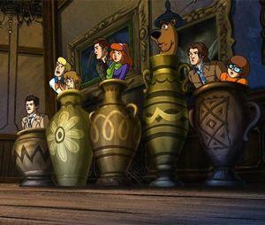 """Em """"Supernatural"""" e """"Scooby-Doo"""": veja primeiras imagens do crossover"""