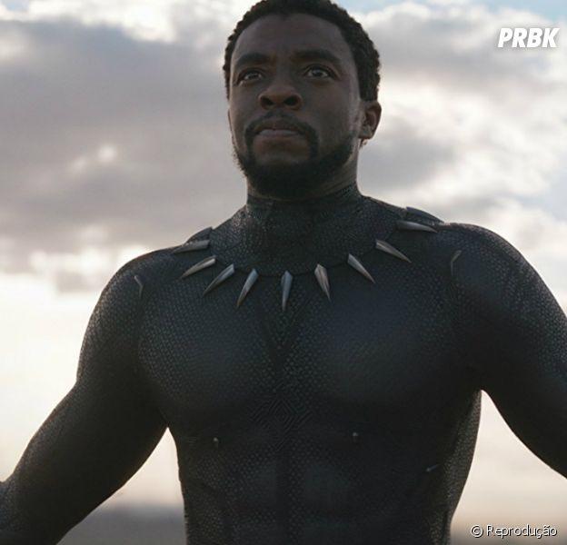 """Filme """"Pantera Negra"""" se torna uma das 20 maiores bilheterias do mundo!"""
