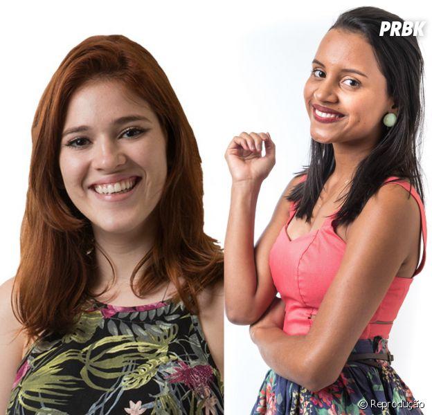 """Do """"BBB18"""": Gleici e Ana Clara vencem a prova do líder!"""