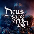 """A novela """"Deus Salve o Rei"""" vai ao ar de segunda a sábado, na faixa das 19h da Globo!"""